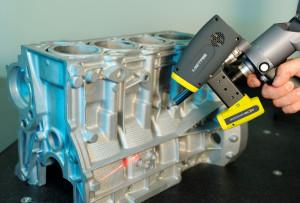 Il laser acanner portattile ModelMaker MMDx - MMCx