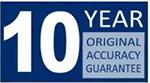 Garanzia Nikon 10 anni precisione garantita